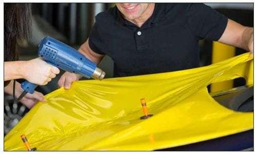 Wrapping Fahrzeugfolierung Folierung