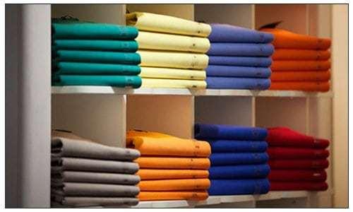 Arbeitskleidung Textildruck