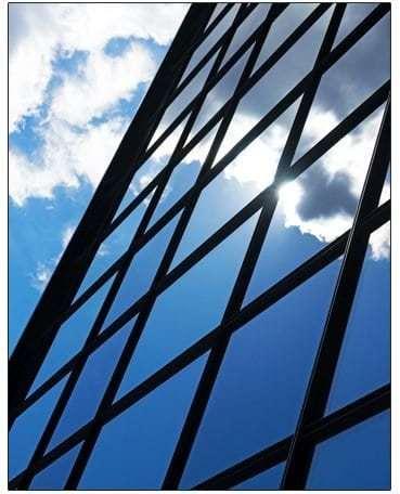Sonnenschutzfolie Gebäudeschutzfolie