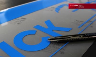 Aufkleber Beschriftung Digitaldruck Plottschriften Klebebuchstaben Einzelschriften Freiburg Emmendingen Werbetechnik Etiketten Klebefolien Folien