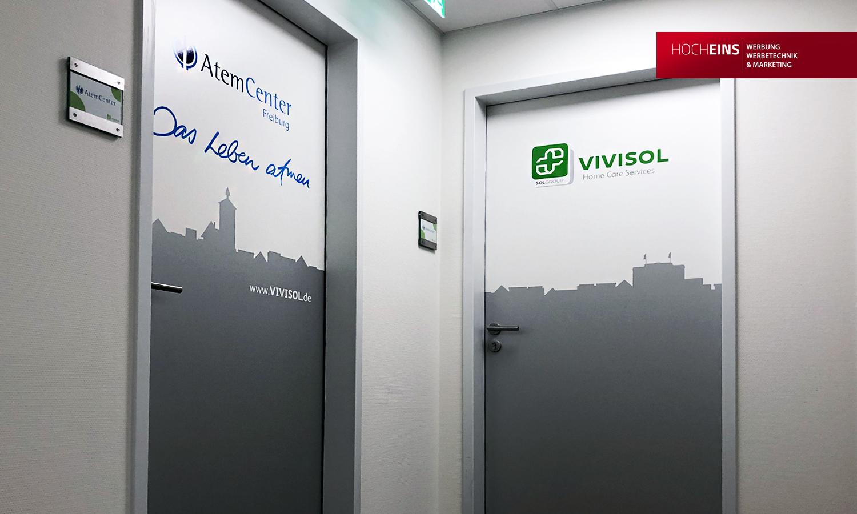 Freiburg Emmendingen Werbetechnik Werbung Werbeagentur
